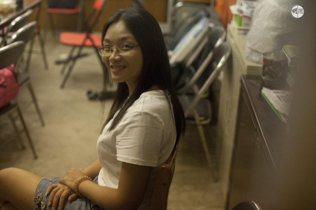一個「單程證」的名字,當中包括了很多為香港出力的婦女,阿琼認為歧視源於誤會,公眾多了解會慢慢放低成見。