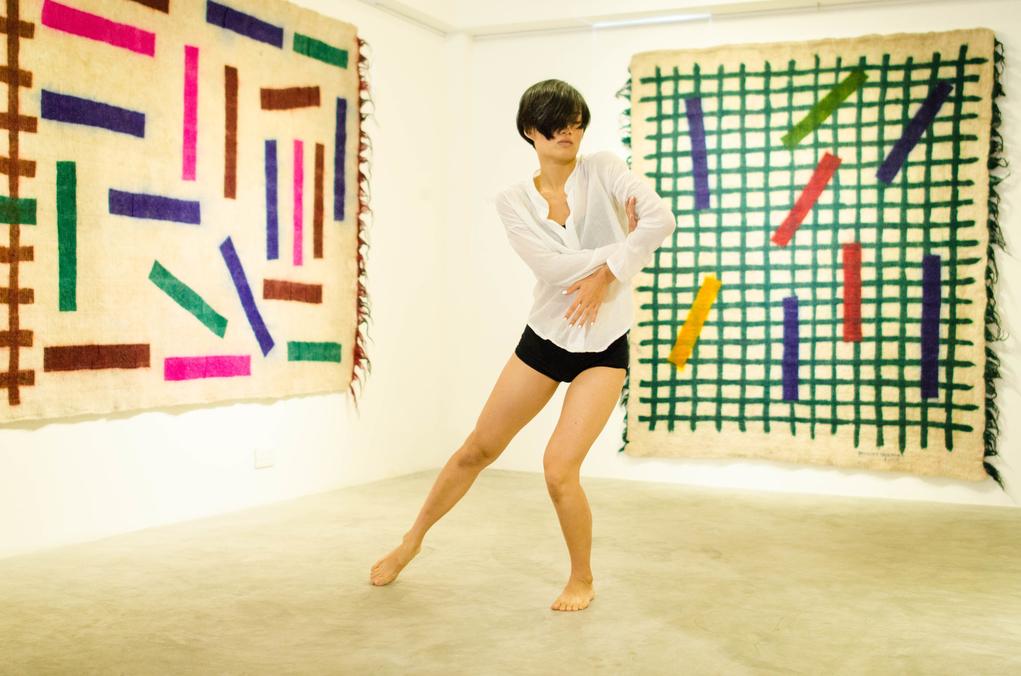 去年的南港島藝術日提供現場表演,吸引逾四千人參觀。