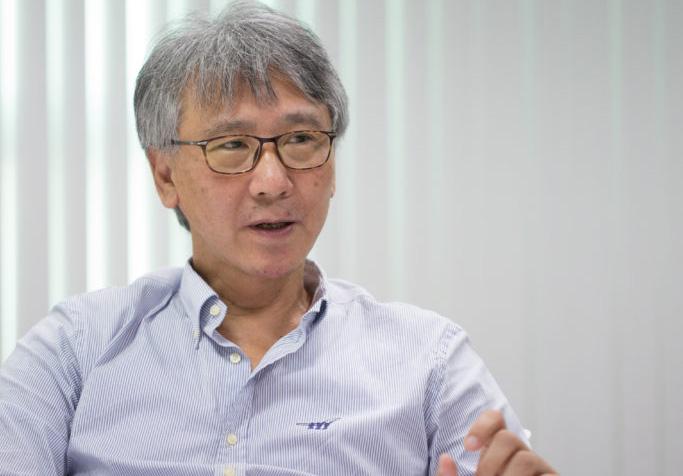 陳永康否認綠建環評不普及,形容主因是香港新建築多由大發展商主導。