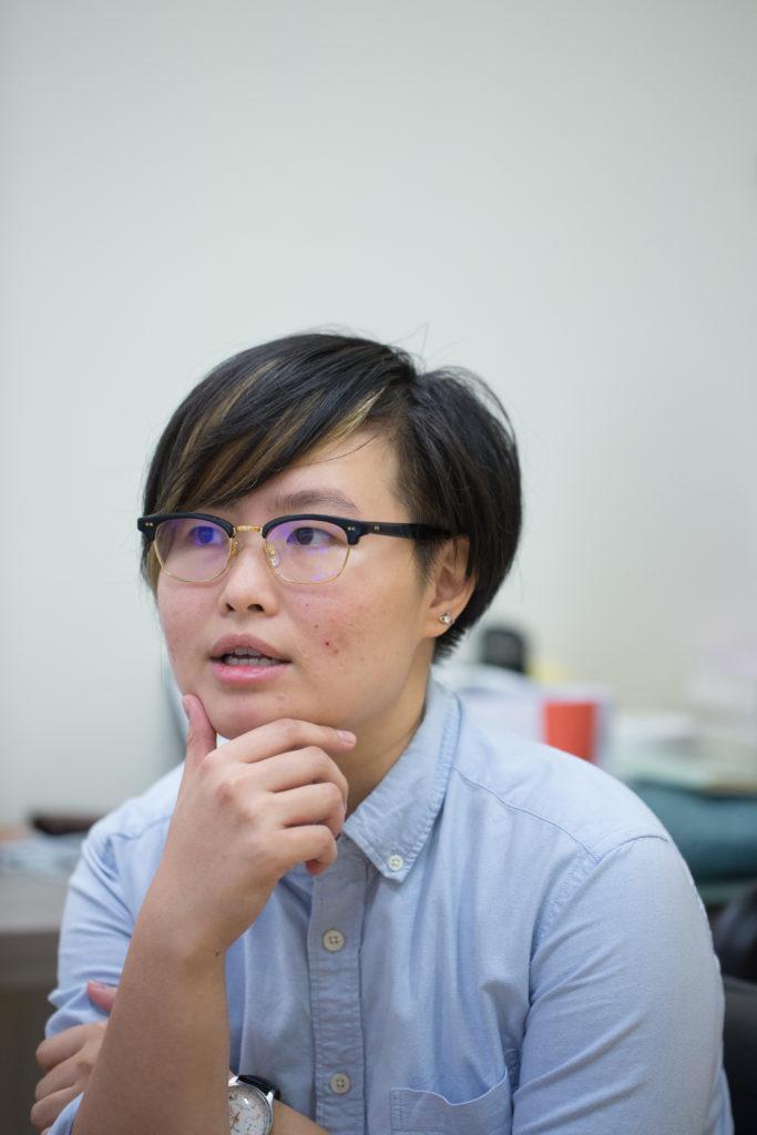 香港文學研究者李薇婷