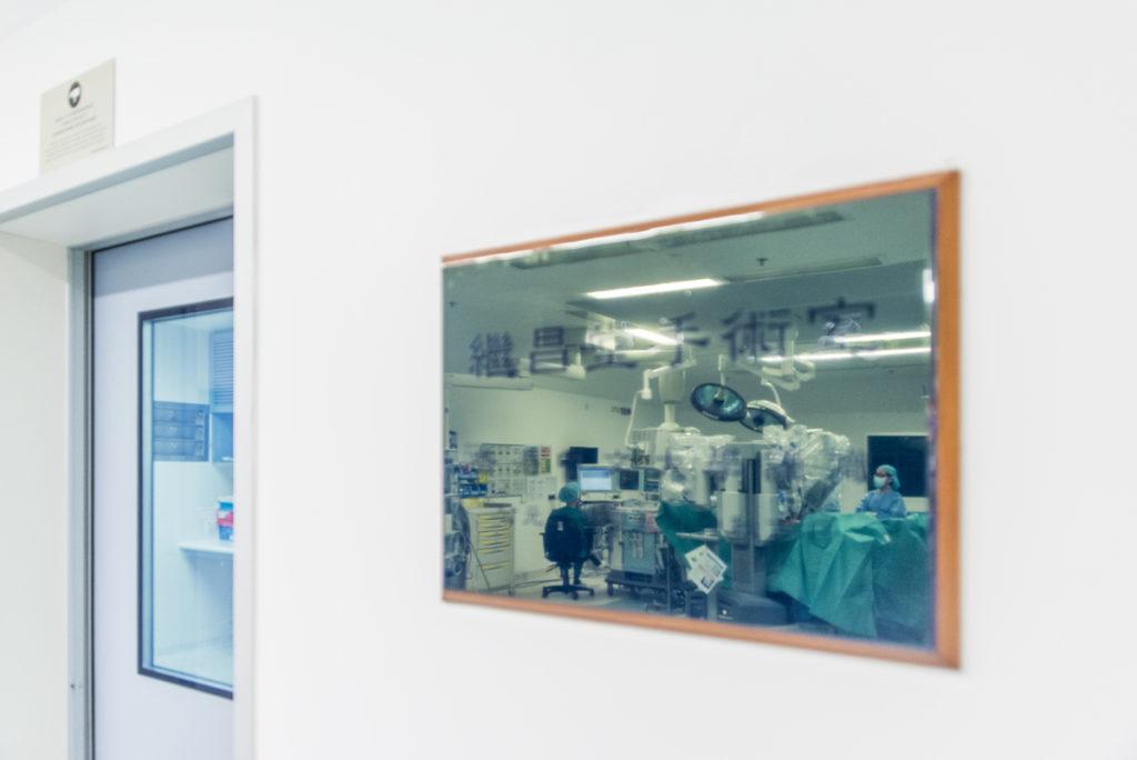 開展一場手術,除了外科醫生團隊,還需要不同部門配合。