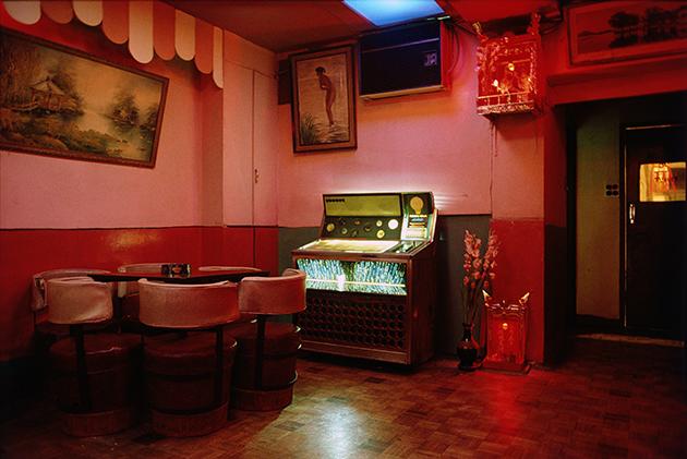 《Bar interior》, 1985