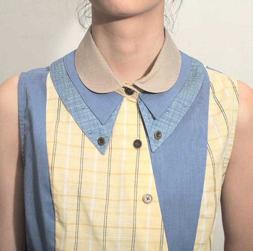 帶復古味的香港服飾品牌CUCKOO'S NEST,以60年代為靈感,色彩豐富,常用拼布及幾何圖案。