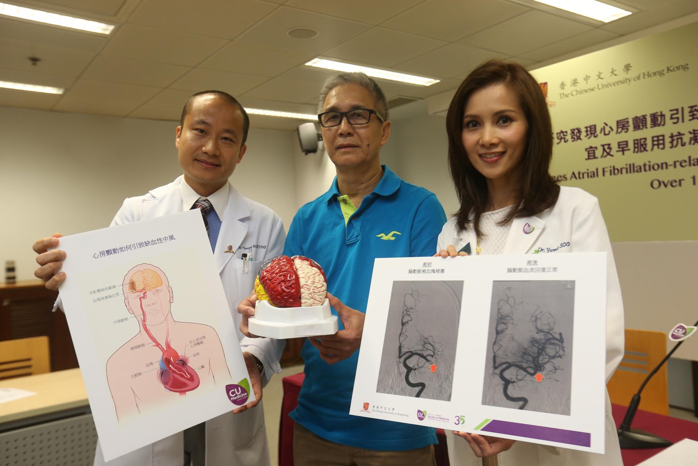 現在Yannie已成為腦神經科專科醫生,更成為中大醫學院內科及藥物治療系腦神經科臨床專業顧問,繼續在醫學範疇上幫助有需要的人。