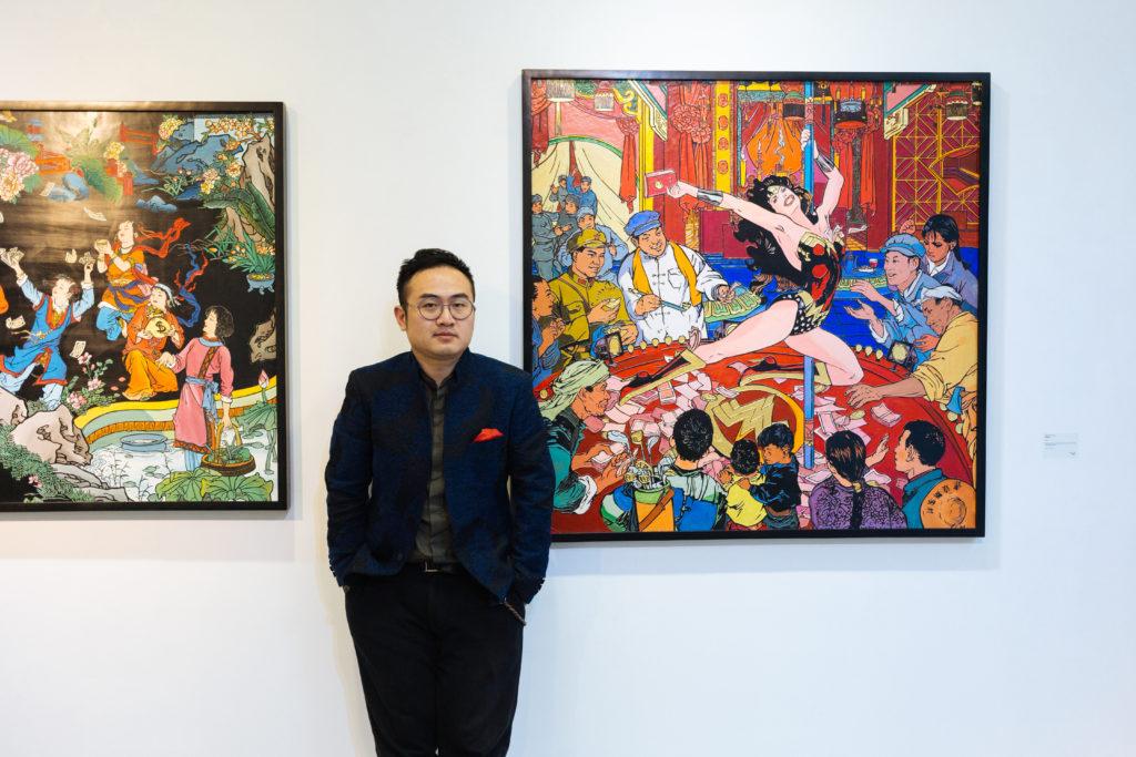 Jacky Tsai(蔡贇驊)