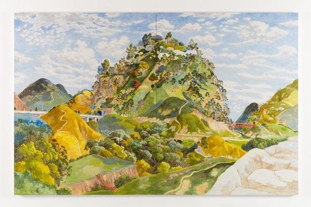 黃進曦的新作《登山者》,持續在風景裏加入主觀角度。