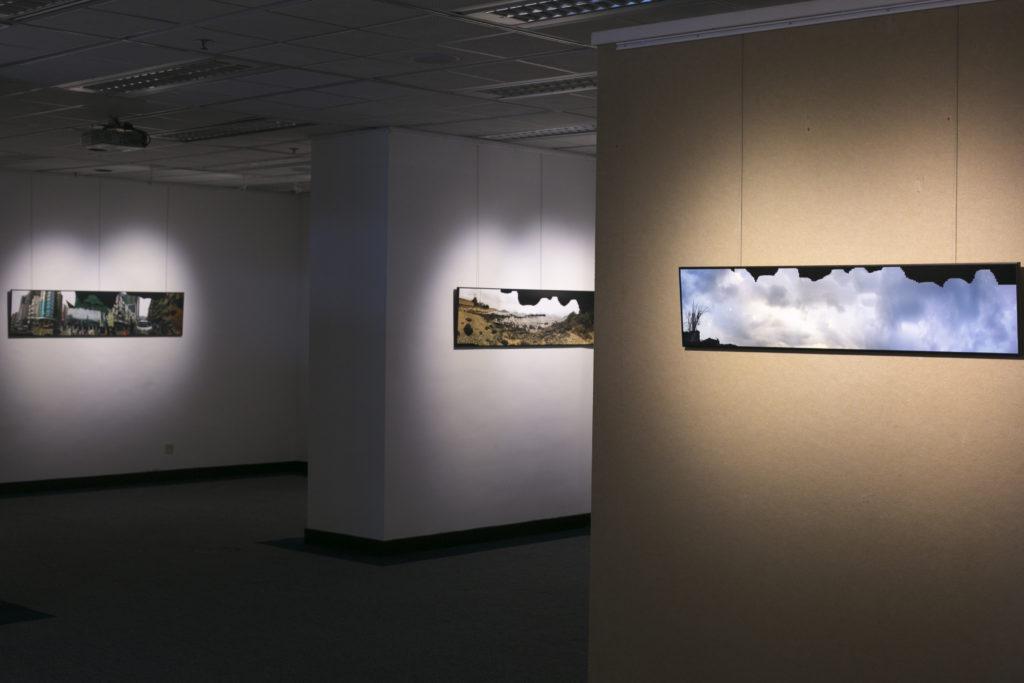 展覽《流光.時黑》