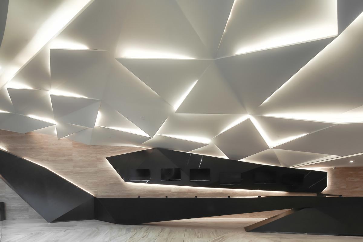 佛山南海怡豐城英皇UA電影城是OFT INTERIORS的首個戲院成品