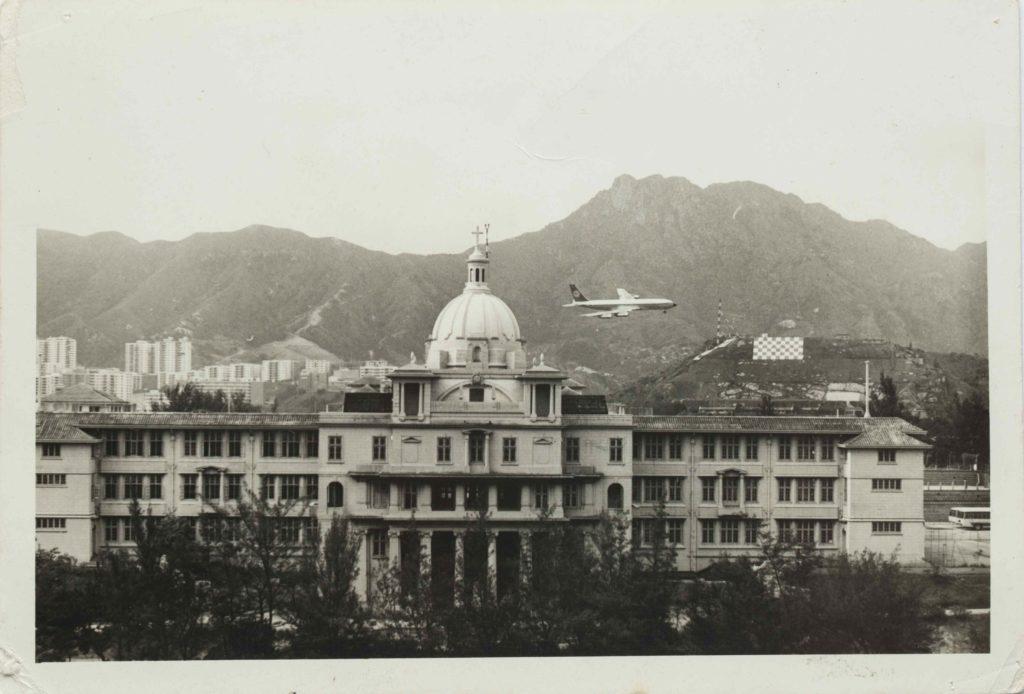 喇沙書院舊校舍