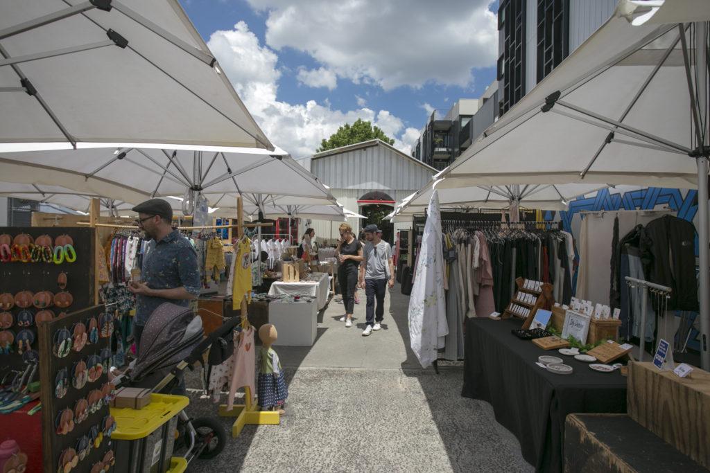每周末開放的The Rose Street Artist Market,賣的不是貨品,而是一種對物有情的態度。