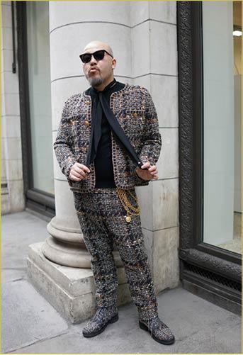 是的,香家女裝最大size是50,如果是50,就我這種體型龐大的男子都能穿了,若果是中等身材的,甚至46、48都OK啦。