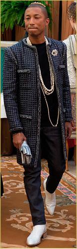 的確沒有一條Line,名正言順叫做「Chanel Men」的,但Chanel卻不是沒有男裝的,時有時冇,主要看老佛爺嗰季心情。