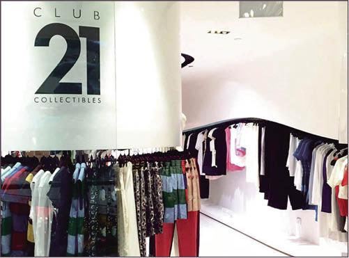 上一次星洲行,那是Marina Bay Sands項目還未有耐落成的2008,今次的shopping當然由上屆冠軍Club 21開始逛,偏偏他們比九年前好像退步了……不主動提供服務黑口黑面地回我掘擂槌的單字或短句。