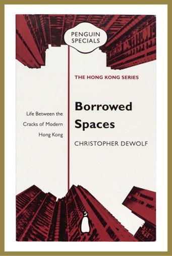 Christopher借用了長駐香港的澳洲籍記者Richard Hughes,於1968年出版的《借來的地方,借來的時間》的書名,該書描寫香港人如何在歷史和土地的夾縫中生活。
