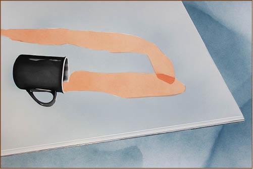Chris Evans的「無題系列」,重塑體制內場景的細節。《無題 (I-IV) 》(2017)