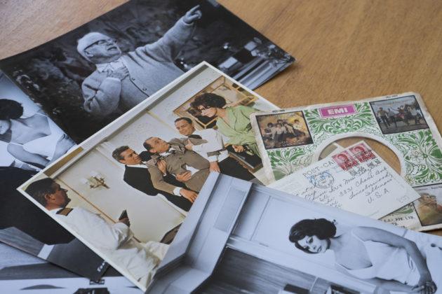 梁志和做了大量資料搜集,由電影、音樂、雜誌以至當年寄出的明信片,從碎片中建構另一個1967。