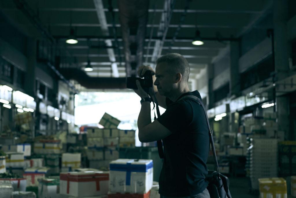 二十年前,Marcel 沒有把香港當成自己的家。現在,以攝影師的身份回來,卻重新愛上香港。