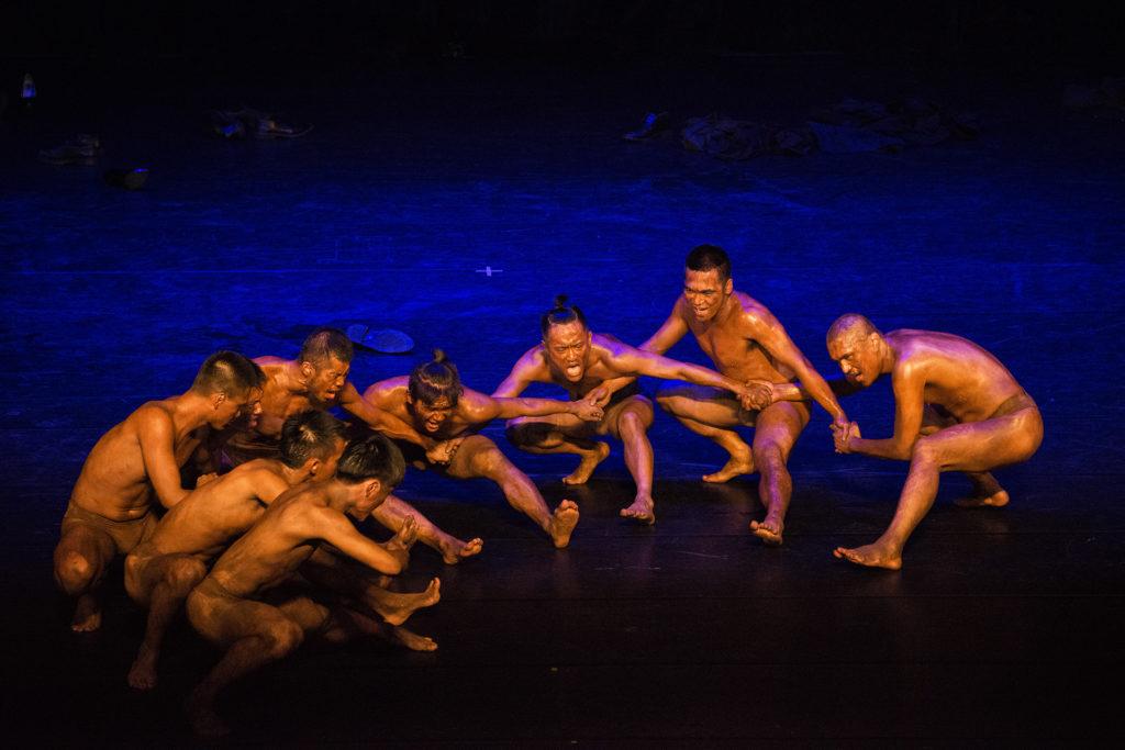 舞者並非每一位也接受過專業的舞蹈訓練,布拉瑞揚認為能看到舞者的性格比技術更為重要。(相片由受訪者提供)