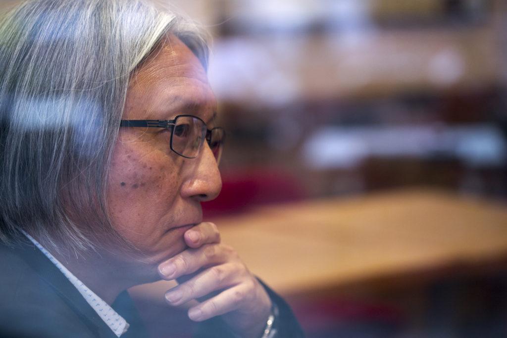 陳冠中是近代香港少數作品能引起社會討論的小說家