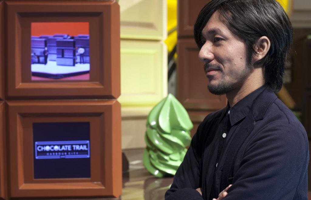 田中達也曾任平面廣告設計師,現在則全職創作,每日在instagram更新Miniature Calendar。