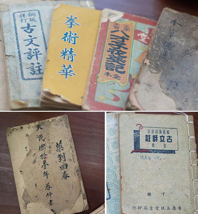 阿奇的祖父上年過世,與家人整理遺物時發現祖父生前收藏了不少古書。雖然文本未必大派用場,但這次機會卻讓他們聊起家人間一件關於冥婚的經歷,啟發團隊與讀者分享冥婚資訊。