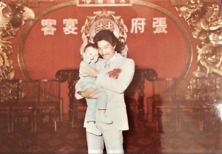 拍攝年份:1980年代 地點:筲箕灣京匯酒樓 鳴謝:圖片由李先生提供
