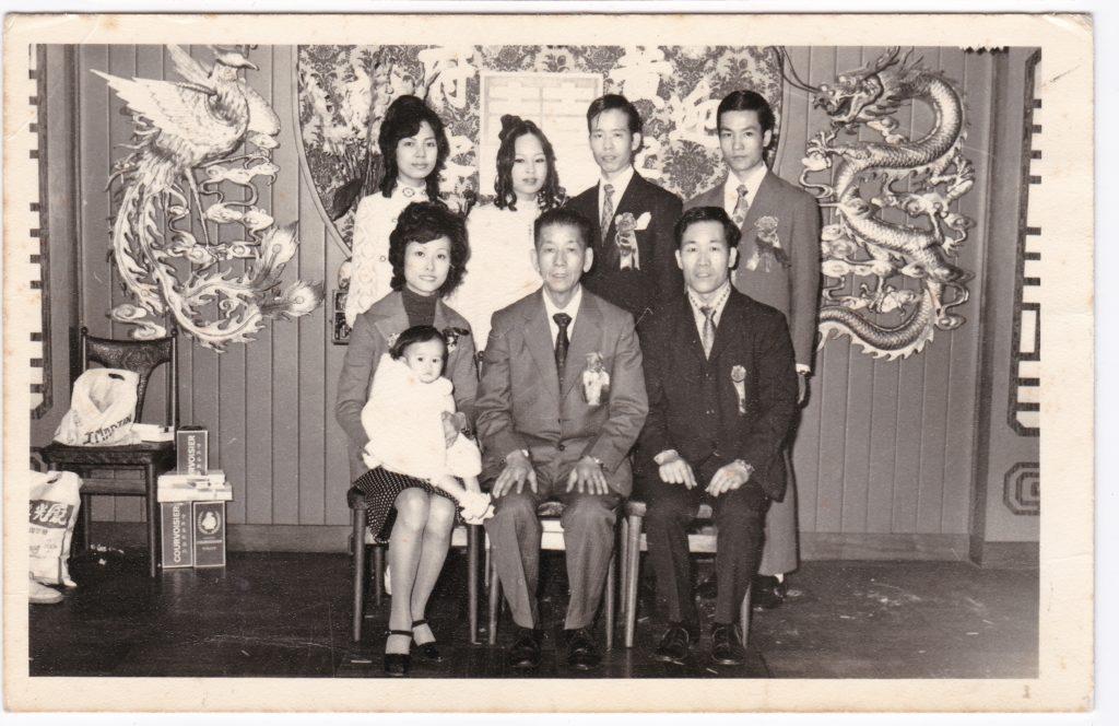 拍攝年份:1960年代末 地點:不詳 鳴謝:圖片由舊照收藏家許日彤提供