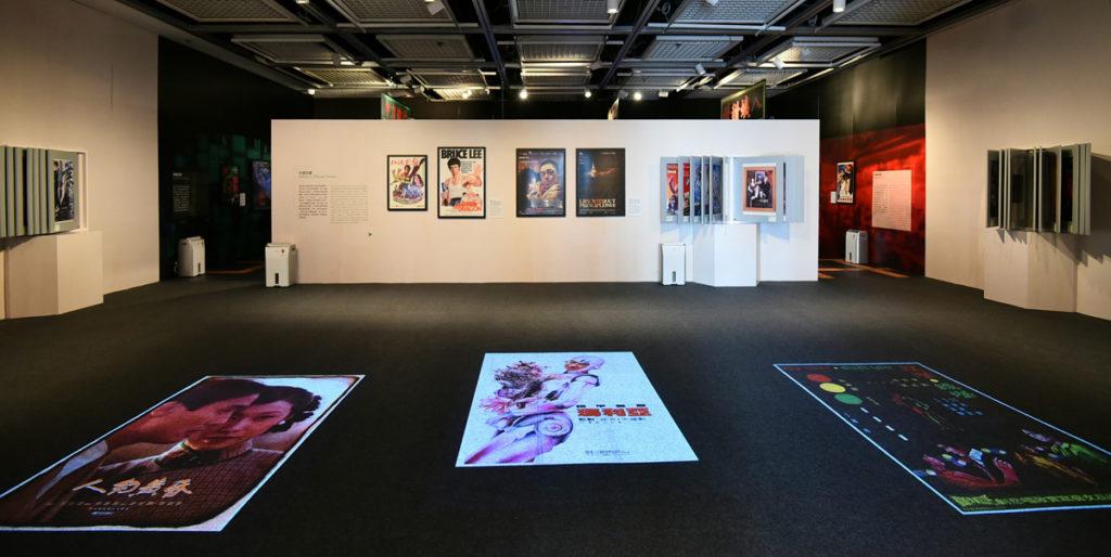 電影資料館現正舉行「紙上談戲‧香港電影海報展」,部分為歷年賀歲片海報,包括《新最佳拍檔》、《老鼠愛上貓》等,展期至3月18日。