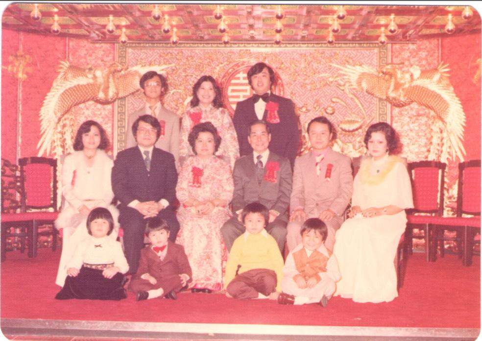 拍攝年份:1978年 地點:中環鏞記 鳴謝:圖片由鏞記提供