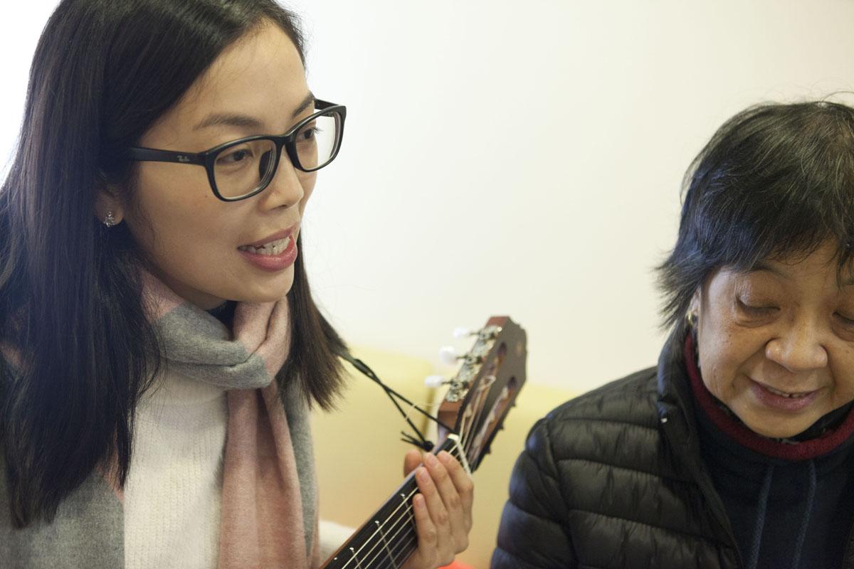 基督教聯合醫院癌症病人資源中心助理社工主任陳嘉玲認為,還有很多癌症病人需要幫助。
