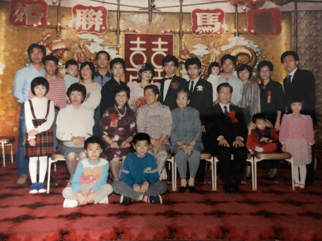拍攝年份:約1985年 地點:不詳 鳴謝:圖片由曾肇弘提供