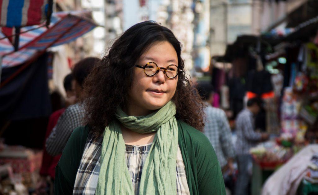 鄧小樺有很多身份,她也不介意作跨界合作和嘗試,但界別之間開放的討論,更是必要。