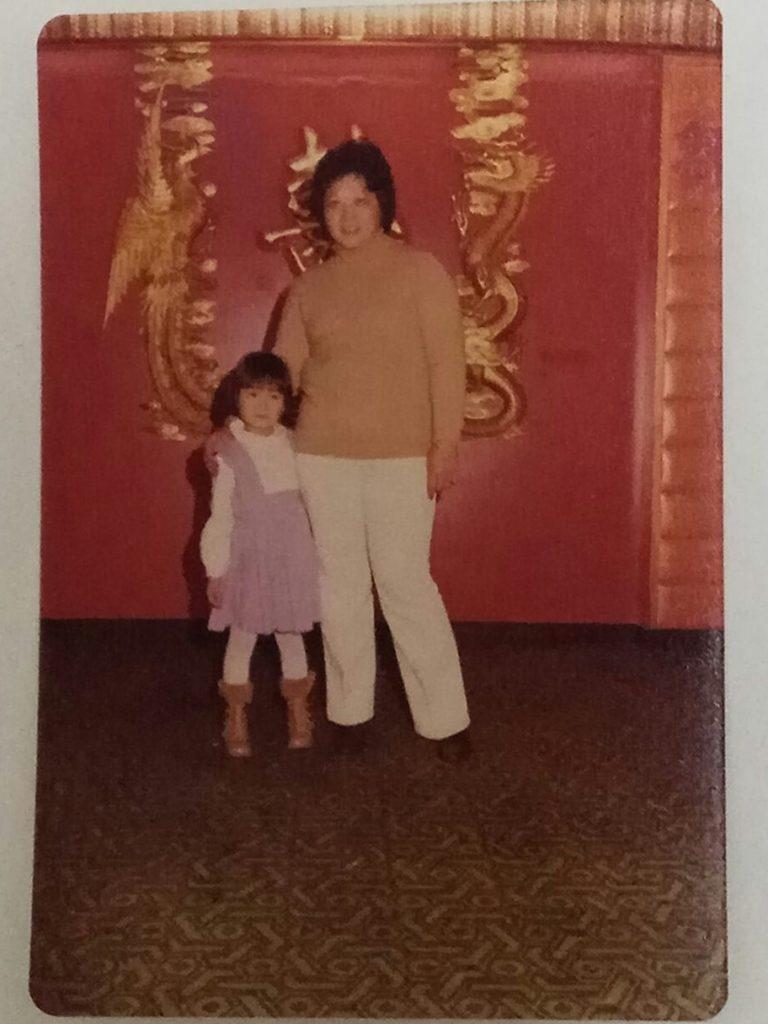 拍攝年份:1974年 地點:佐敦新樂酒家 鳴謝:圖片由Man Man Chan提供