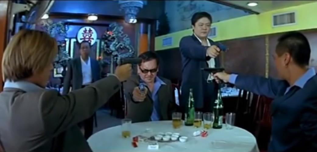電影《鎗火》的煞科戲也在此取景。 (YouTube截圖)