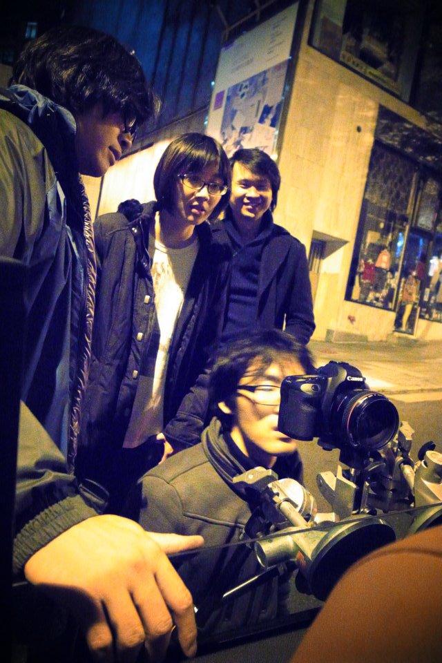 黃綺琳只執導過鮮浪潮短片及畢業作品,編劇經驗較多,覺得執導長片是個重大挑戰。