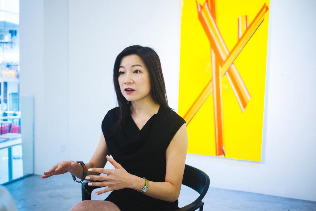 畫廊屬商業生意,李安姿指政府不會主動協助,但成立協會便可申請資助舉辦公眾活動。