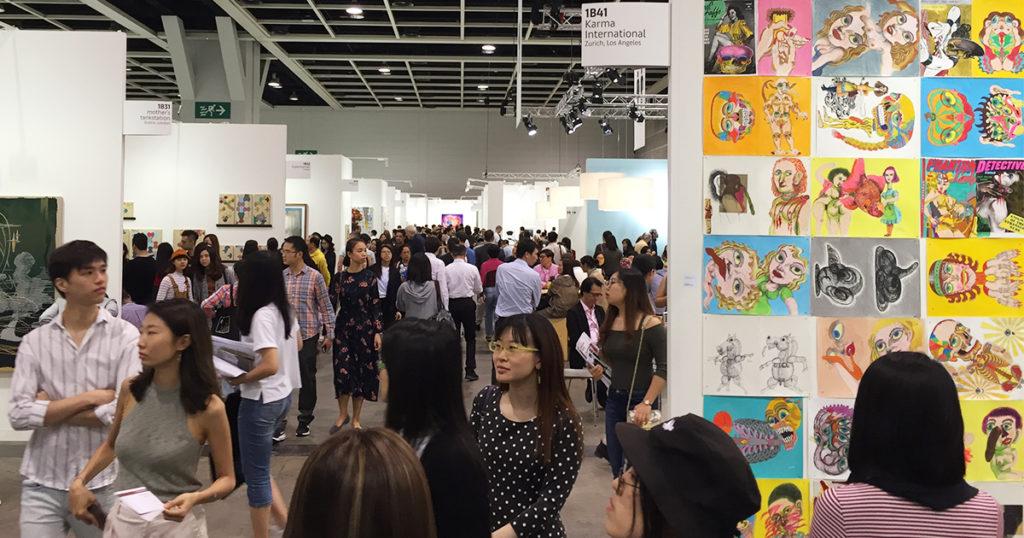 今年已是Art Basel連續第六年在香港舉行。這場國際盛事對本地藝壇產生什麼影響?
