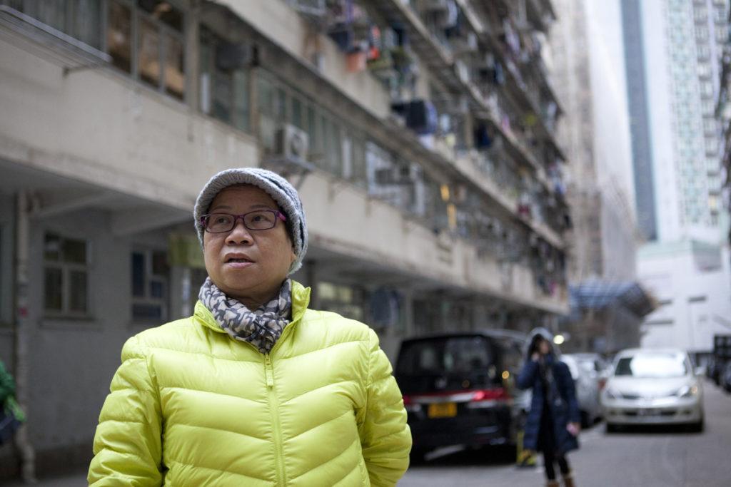太古工人的後人梁太今年六十歲,是燒豬會最年輕的會員。