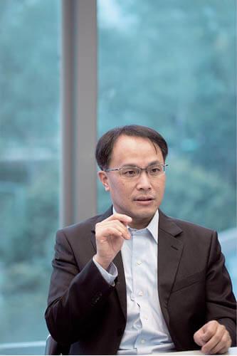 李兆波指出,香港人沿用多年的信用