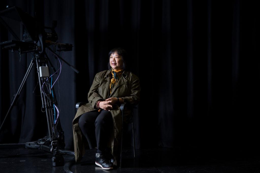 剪接師Mary Stephen定居法國,近年多跟中國及亞洲導演合作,有時還會受邀到香港、北京、泰國等地教導剪接大師班。