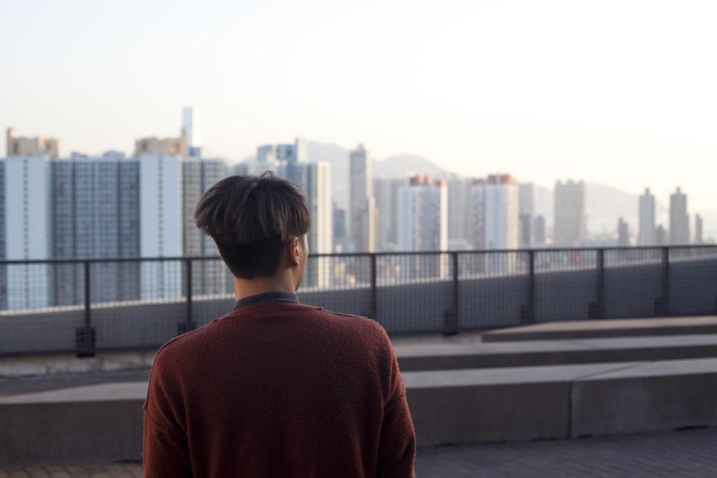 陳健朗認為電影始終脫離不到生活的感情。