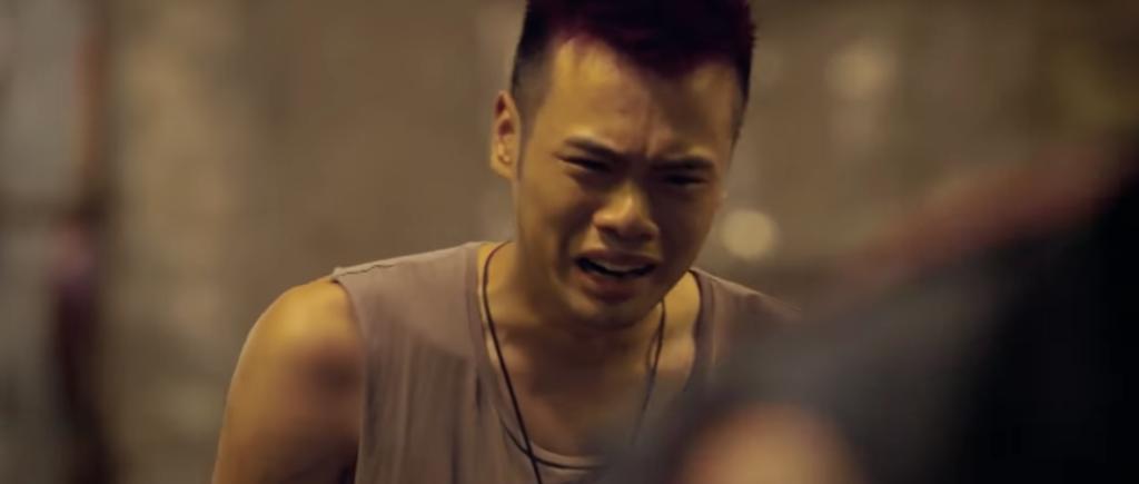陳健朗在大學年代參演《那夜凌晨 我坐上旺角開往大埔的紅van》,飾演白膠漿一角。