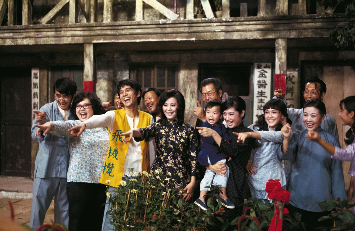 1973年的《七十二家房客》如果用國語演譯,會否同樣成功?