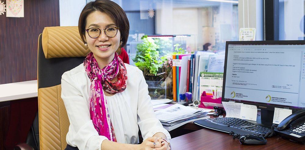 臨床腫瘤科專科醫生黃麗珊