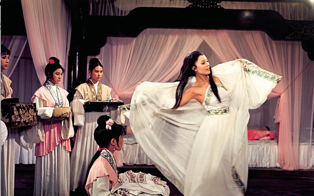 1972年《愛奴》是楚原其中一部代表作,可能是首部女同志電影。