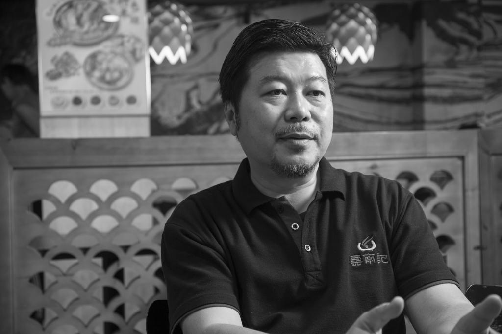 李先生跟工作夥伴在昆明生活多年,對於當地人吃米線文化有一番研究。他說香港人吃米線,就如吃車仔麵, 湯、粉麵、配料通通各自修行,半點吃不出雲南的味道。