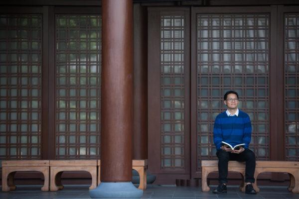 《香港佛教史》作者鄧家宙博士