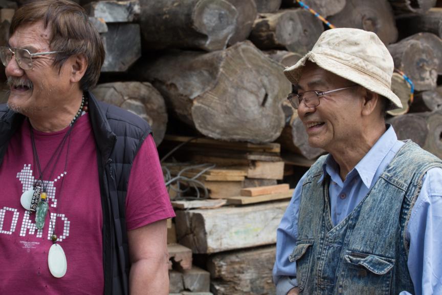 現時木廠由王鴻權打理,王鴻強另開志記古蹟復修公司。
