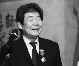 "(FILES) This file picture taken on April 7, 2015 shows Japanese animation movie director Isao Takahata smiling as he received the ""Officier of L'Ordre des Arts et des Letters"" from the French ambassador to Japan at the French embassy in Tokyo. Oscar-nominated Japanese anime director Isao Takahata, who co-founded the Studio Ghibli and was best known for his work ""Grave of the Fireflies"", has died aged 82, the studio said on April 6, 2018. / AFP PHOTO / JIJI PRESS / JIJI PRESS /  - Japan OUT"