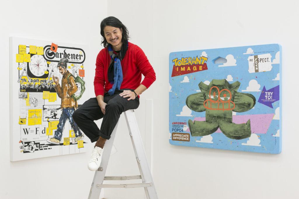 Michael Lau由figure教父成為了國際拍賣會上的藝術家,其實兩者並無衝突,都是讓人珍惜之物。